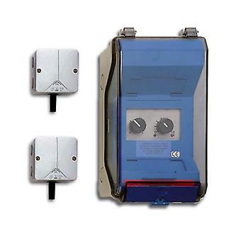 CasaFan DTH10 Differential Thermostat IP54