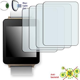 LG G orologio display protector - Disagu ClearScreen protector