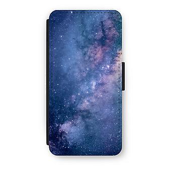 iPhone 8 Flip Case - Nebula