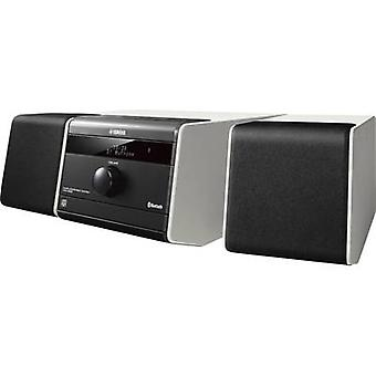 Audio system Yamaha MCR-B020 AUX, Bluetooth, CD, USB, 2 x 15 W White