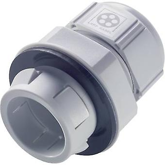 Cable gland M32 Polyamide Silver-grey (RAL 7001)