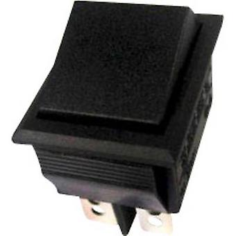 Toggle switch 250 Vac 10 A 2 x On/On SCI R13-69C-0