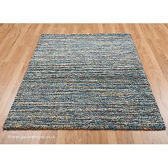 Dunya blauw tapijt