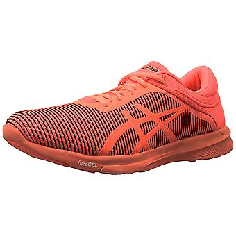 ASICS Womens FuzeX Rush CM tela basso Top Lace Up in esecuzione Sneaker