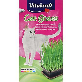 VITAKRAFT kat græs omgås stykke legetøj 200 g (pakke med 6)