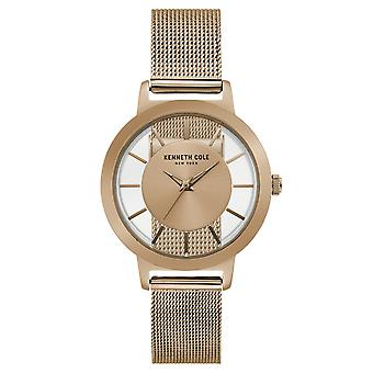 Kenneth Cole New York women's wrist watch analog quartz stainless steel KC15172002