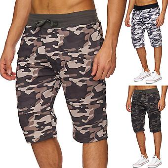 Men's camouflage short military Chino shorts army trousers camouflage sport fitness