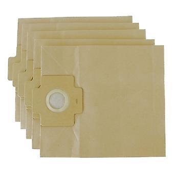 Carlton Calypso stofzuiger papieren stofzakken