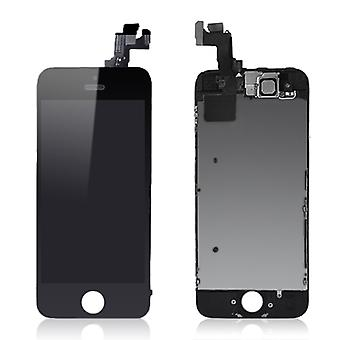 For iPhone 5S Complete LCD Screen - Black - Premium Quality | iParts4u