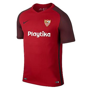 2018-2019 Sevilla Away Nike Shirt (Kids)
