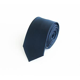 Tie tie tie tie 6cm of dark blue uni Fabio Farini