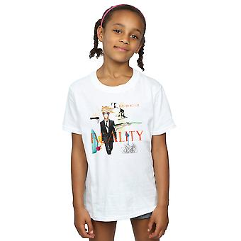 David Bowie Girls Reality Album Cover T-Shirt