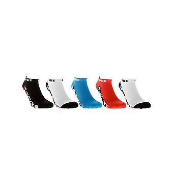 Globe Assorted Pinata Pack of 5 Ankle Socks
