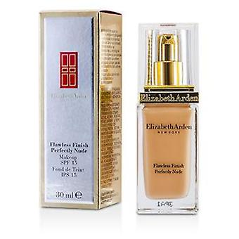 Elizabeth Arden Flawless Finish Perfectly Nude Makeup SPF 15 - # 12 Amber - 30ml/1oz