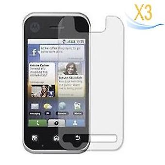 5 Pack -Wireless Solution Screen Protector for Motorola Backflip MB300