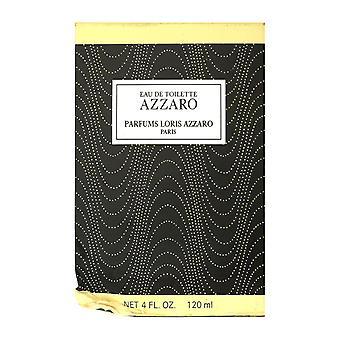 Azzaro Azzaro Eau De Toilette Splash 4.0Oz/120ml In Box (Damaged Box)