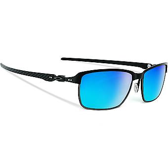TINFOIL Replacement Lenses Polarized Black & Blue by SEEK fits OAKLEY Sunglasses