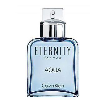 Calvin Klein Eternity Aqua para homens edt 100ml