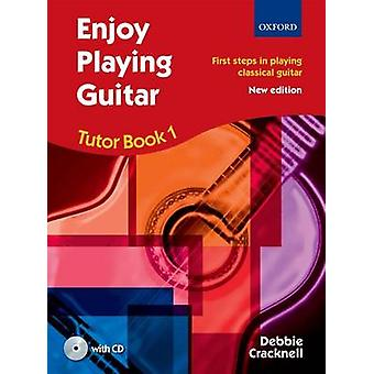 Enjoy Playing Guitar Tutor - First Steps in Playing Classical Guitar -