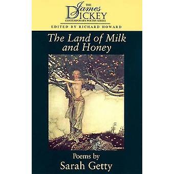 La terre du lait et du miel par Sarah Getty - livre 9781570031595