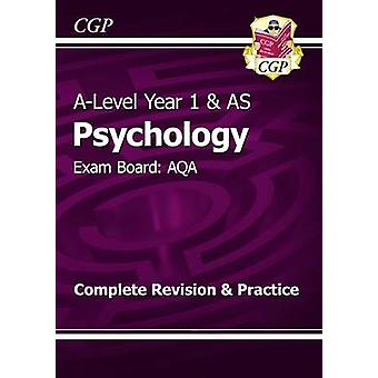 New A-Level Psychology - AQA Year 1 & AS Complete Revision & Practice