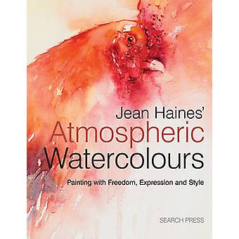 Atmosférica acuarelas - pintura con la expresión - Fre de Jean Haines