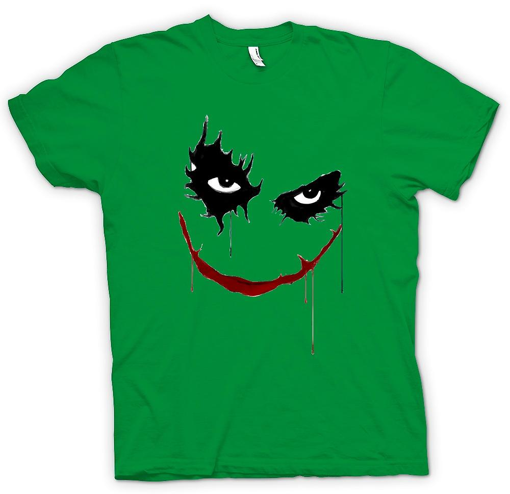 Mens t-shirt-Joker sorridente - Batman - Pop Art