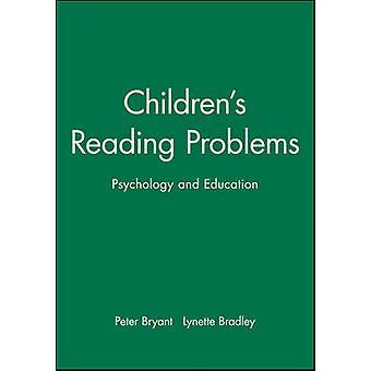 Børns læsning problemer af Peter Bryant - Lynette Bradley - 97806