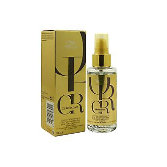 Wella oil reflections smoothening oil 100 ml - hair care oil