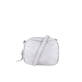 Lovemystyle kleine Faux Cross Body Bag In grau