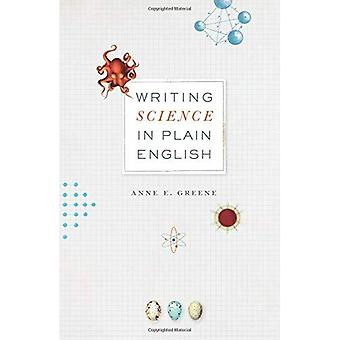 Skriftlig vitenskap i vanlig engelsk
