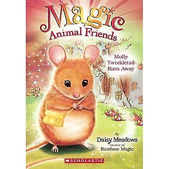 Molly Twinkletail ucieka (magia przyjaciół zwierząt)