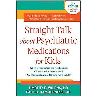 Straight Talk über psychiatrische Medikamente für Kinder