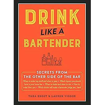 Boire comme un barman