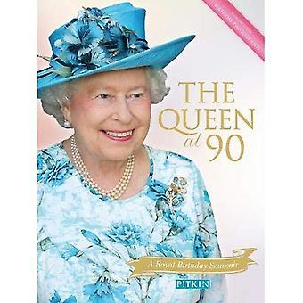 Drottningen på 90: en kunglig födelsedag Souvenir