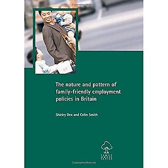 Nature and Pattern of Family-Friendly Employment Policies in Britain