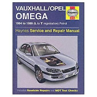 Vauxhall/Opel Omega Service and Repair Manual (Haynes Service and Repair Manuals)