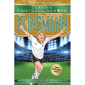 Klinsmann (Classic Football Heroes - Limited International Edition) (Classic Football Heroes - Limited International Edition)