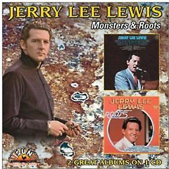 Jerry - importation USA monstres/Roots [CD]