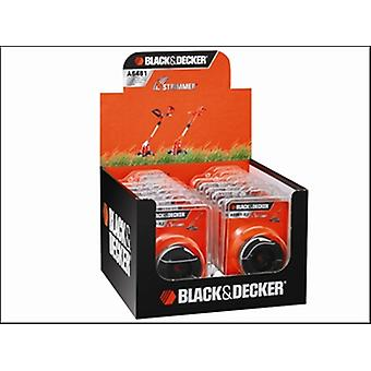 Black & Decker A6481 Reflex Spool & regelig Display 12