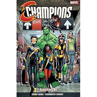 Champions Vol. 1 - Change The World by Mark Waid - Humberto Ramos - 97