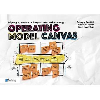 Operating Model Canvas by Van Haren Publishing - 9789401800716 Book