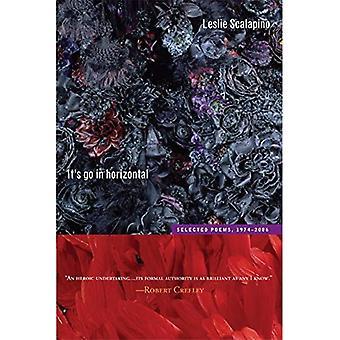 Det er at gå i vandret: udvalgte digte, 1974-2006 (ny Californien poesi)
