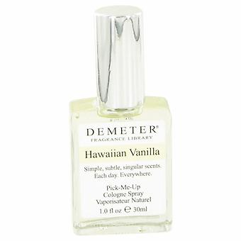 Déméter Hawaiian Vanilla Cologne Spray By Demeter 30 ml