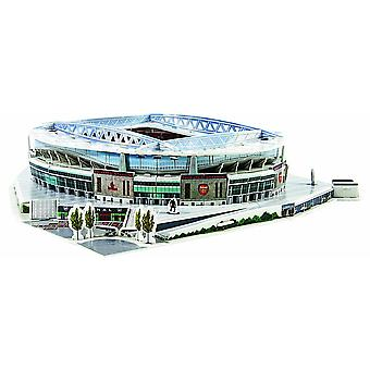 Arsenal Emirates Stadium 3D jigsaw puzzle   (pl)