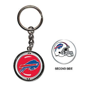 Wincraft SPINNER Schlüsselanhänger - NFL Buffalo Bills