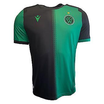 2019-2020 Wacker Innsbruck autentiska hem skjorta