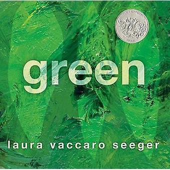 Grön av Laura Vaccaro Seeger - Laura Vaccaro Seeger - 9781596433977