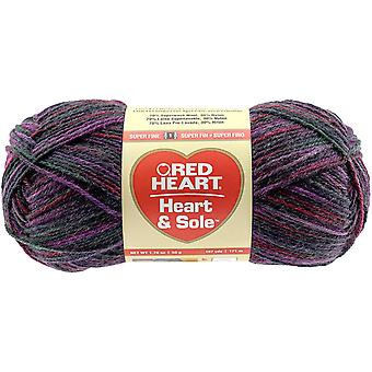 Red Heart Heart & Sole Yarn-Victorian E840-3931