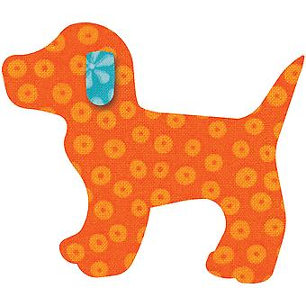 Go! Baby Fabric Cutting Dies Gingham Dog 55B 55064